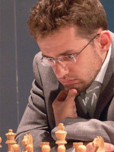 Сильнейшие шахматисты мира - Левон Аронян 1